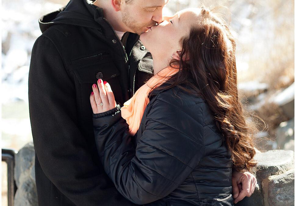 Chad & Megan :: Engagement Photographer :: Taylors Falls, MN