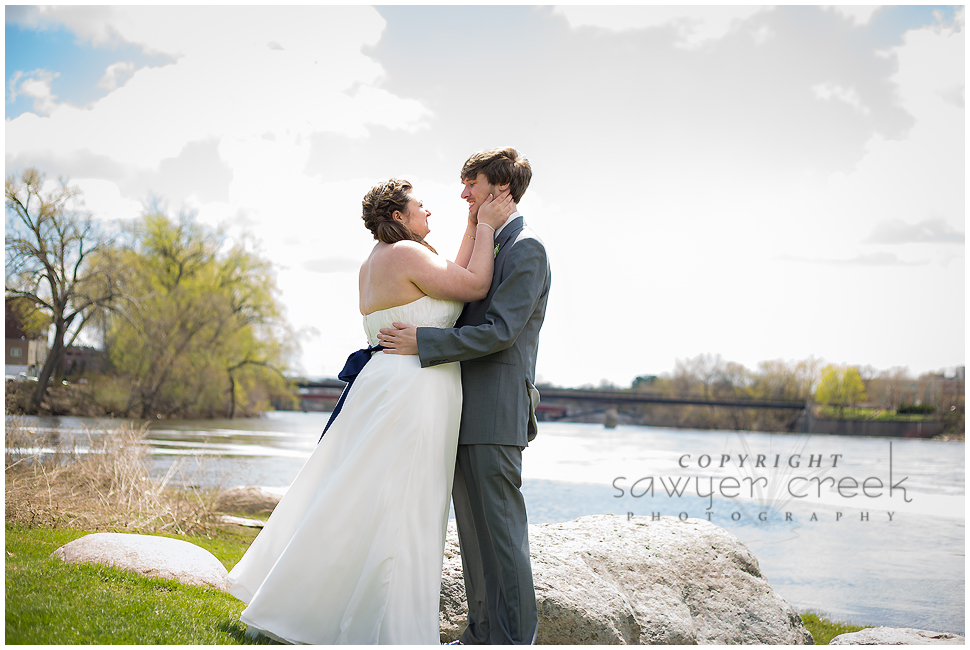 Corey & Marta :: Wedding Photographer :: Eau Claire, WI