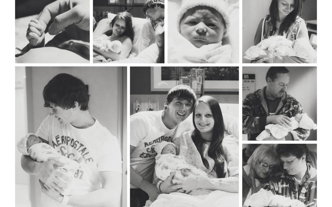 Tomesh Birth :: Birth Photography :: Spooner, WI
