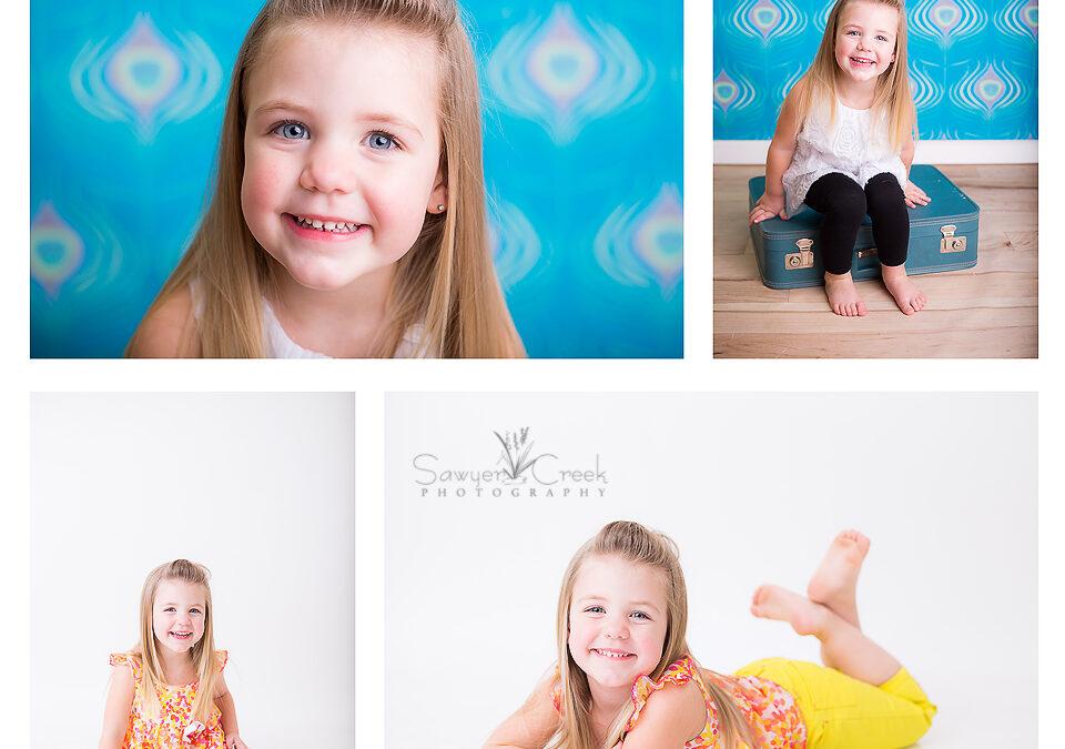 Avery :: Child Photographer :: Shell Lake, WI