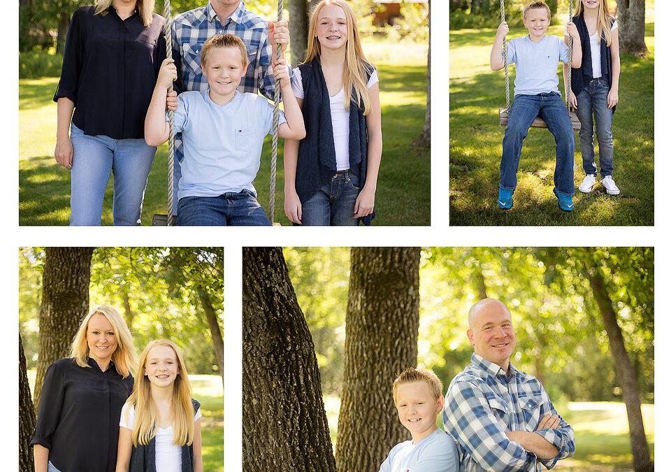 Garner Family :: Family Photographer :: Siren, WI