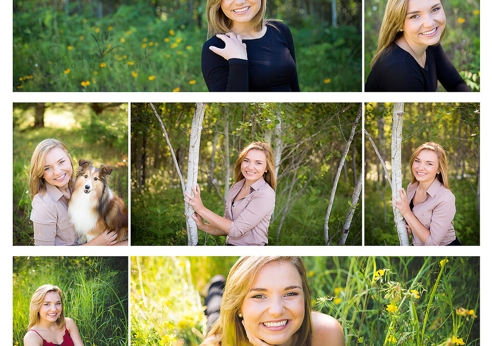 Miranda :: HS Senior :: Shell Lake, WI