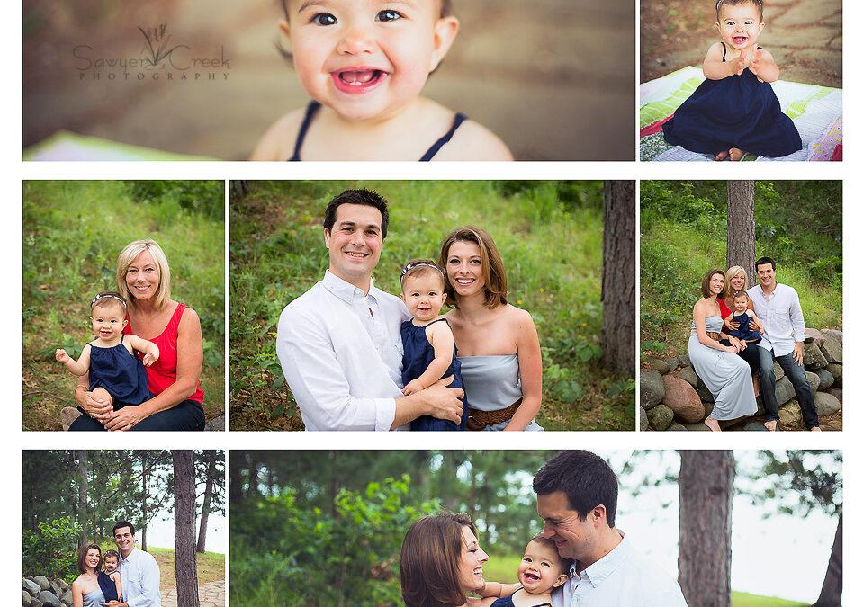 Potts Family :: Family Photographer :: Shell Lake, WI
