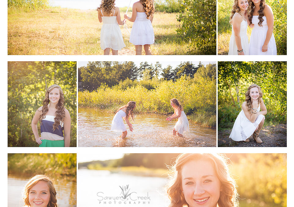Summer & Sam :: Senior Photographer :: Clayton, WI