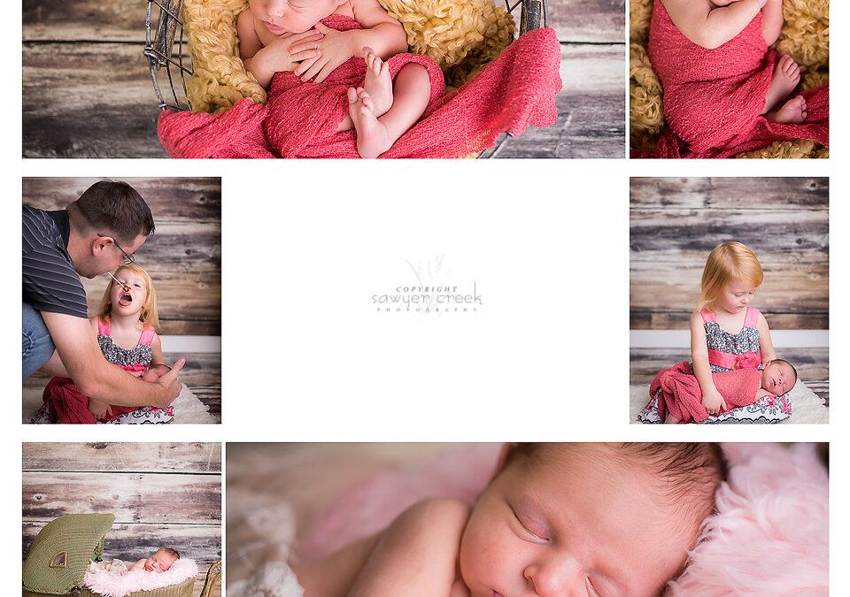 Cami Newborn ~ Newborn Photographer ~ Barron, WI