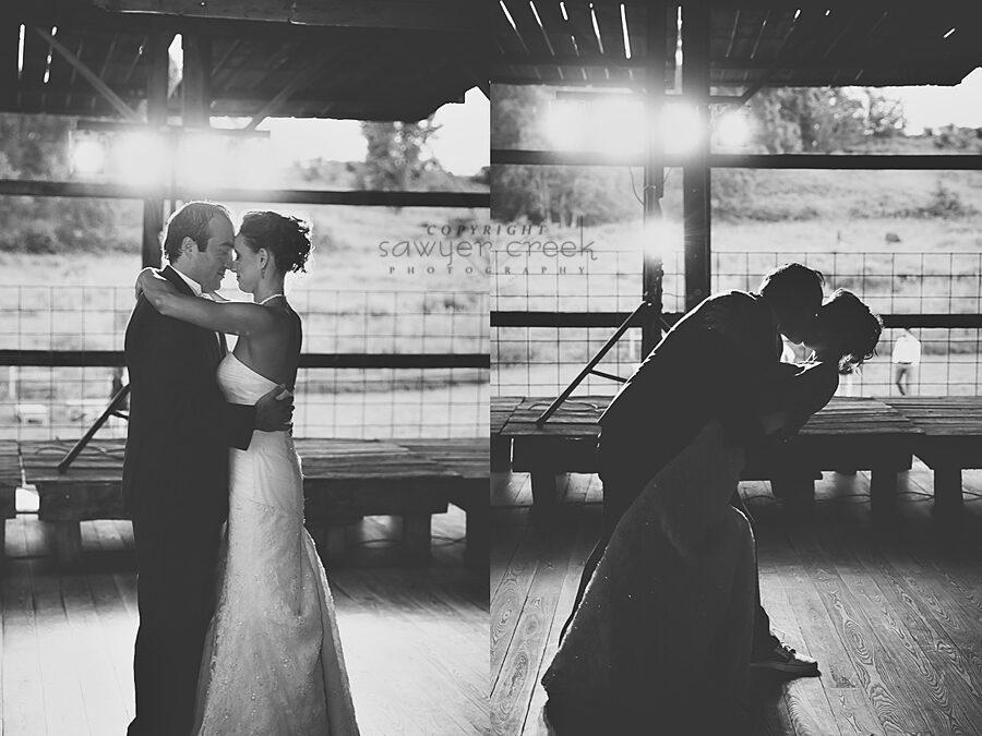 Chris & Carrie-Wedding Photographer-The Enchanted Barn