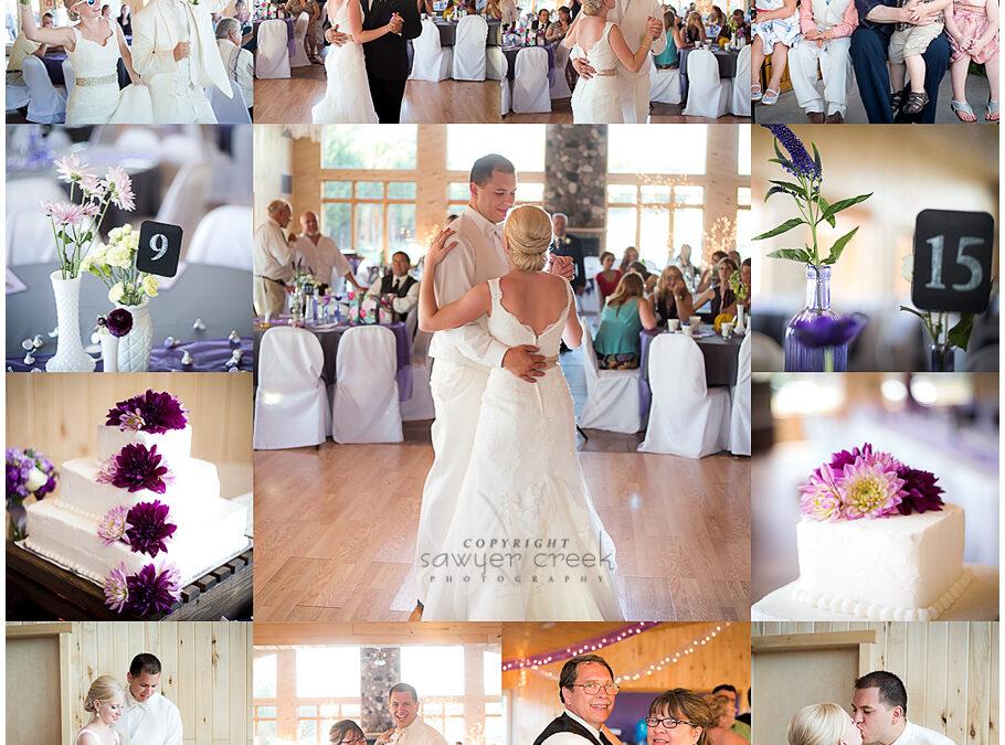 Daniel & Madeline: Wedding Photographer: Iron River, WI