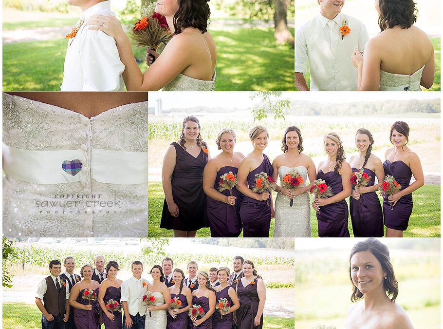 Brady & Ashley-Wedding Photographer-Shell Lake, WI