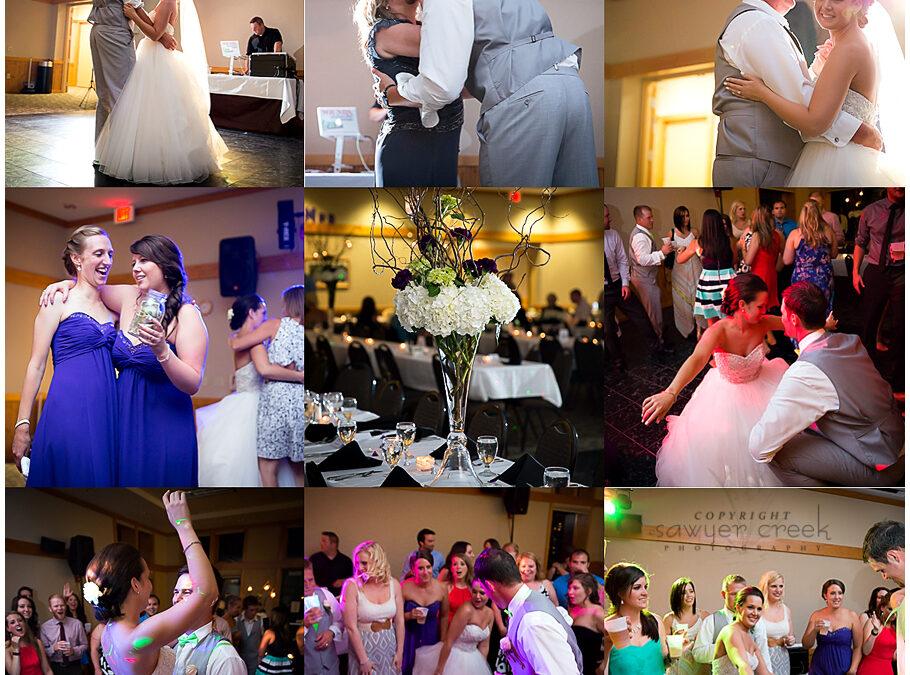 Sam & Jenna: Wedding Photographer: Trego, WI