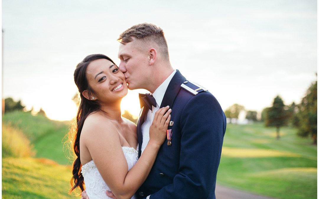 Summer Wedding | Turtleback Golf Course Rice Lake, WI | Sawyer Creek Photography