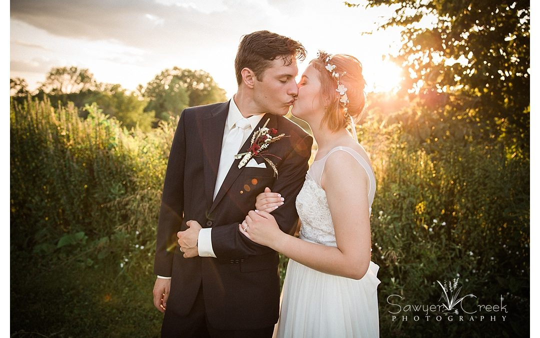 Summer Barn Wedding | On Twin Lakes | Wisconsin Photographer