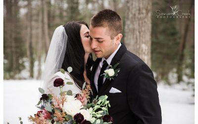 Rustic Lodge Wedding : Wisconsin Wedding Photographer : Eagle Waters Resort