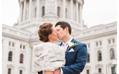 Memorial Union Wedding | Madison, WI